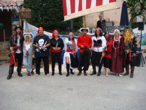 Soiree Pirates 2009
