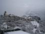 Chute de neige en janvier